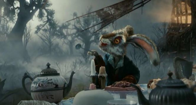 I'm sure that Paul Whitehouse is a great actor, but give me Jerry Colonna's clever and likable March Hare over Whitehouse's neurotic one any day!