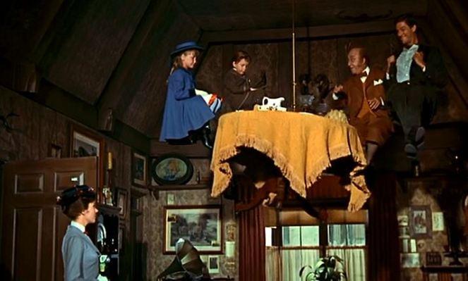 mary poppins tea party ed wynn