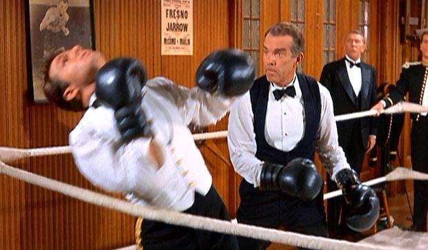 A match that Mr. Biddle wins effortlessly!