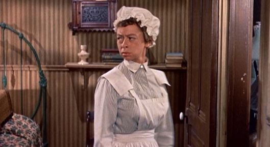 "Hey, it's Thelma Lou's cousin who went on a blind date with Gomer on that episode of ""The Andy Griffith Show""!"