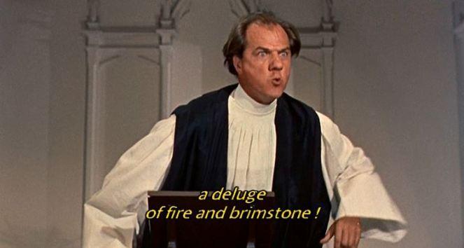 pollyanna sermon brimstone