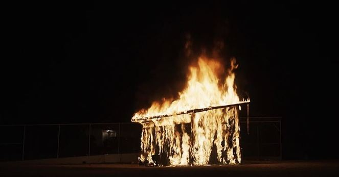 Ooh...that's gotta burn!
