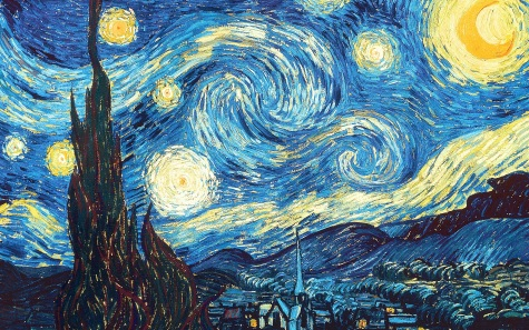 And yet not one mention of Van Gogh's painting is made throughout the entire film!