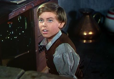 His ubiquitousness in Disney films makes him the male equivalent of Hayley Mills.