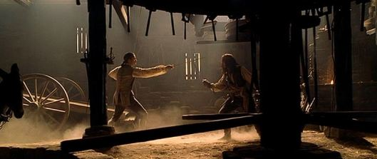 pirates of the caribbean duel2
