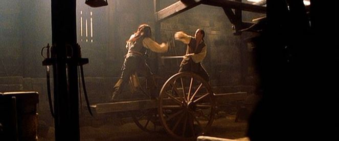 pirates of the caribbean duel3