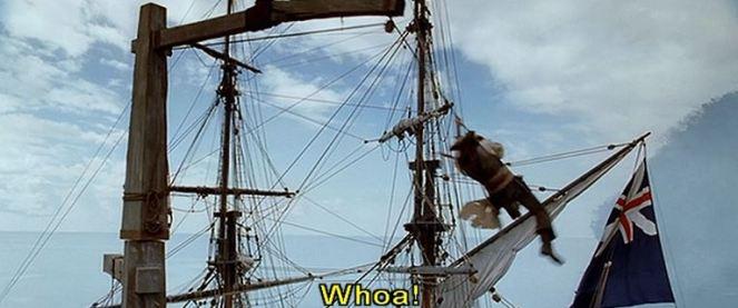 pirates of the caribbean escape