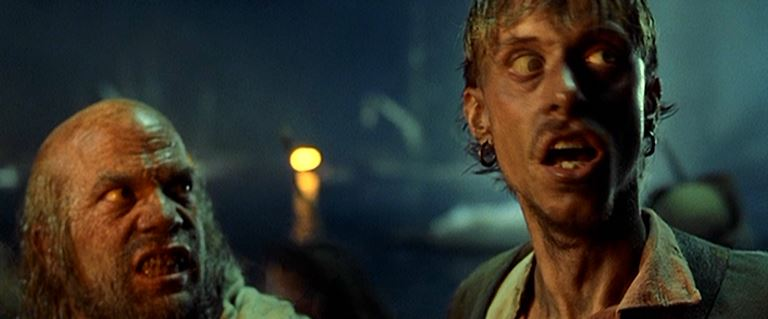 Pirates of the Caribbean: The Curse of the Black Pearl (2003)   My ...