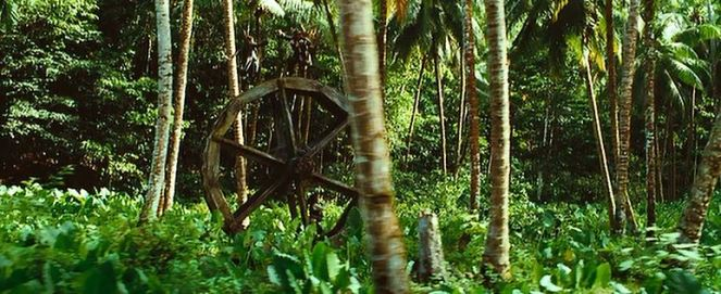 potc dead mans chest waterwheel