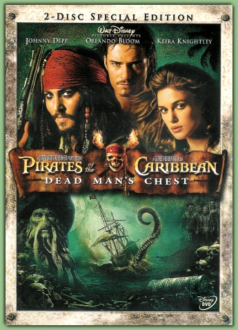Pirates Of The Caribbean Dead Man S Chest 2006 My Live Action Disney Project