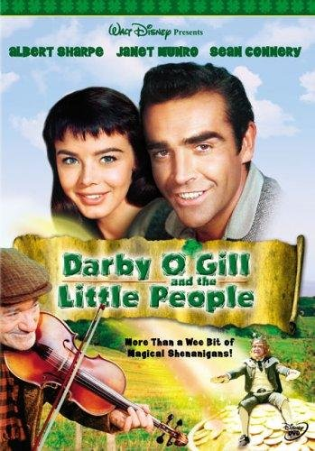 darby o gill and the little people 1959 my live action