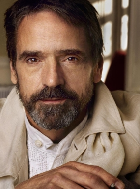 """Allow me to introduce myself. Jeremy Irons, thespian to the rescue."""