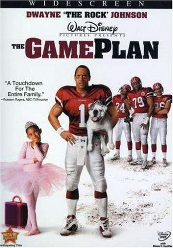 the game plan 2007 my live action disney project