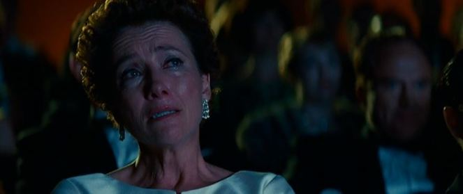 Oh, Emma Thompson, one day the Academy Awards will apologize for their mistake and give you a belated honorary Academy Award for your performance in this movie!