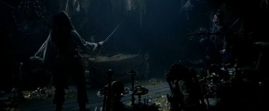 """""""Barbossa, at last! We see each other plain!"""""""