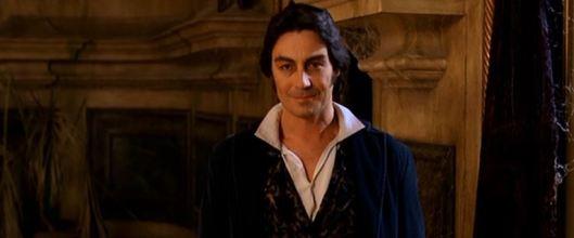 I could just imagine him in a Jane Austen film.