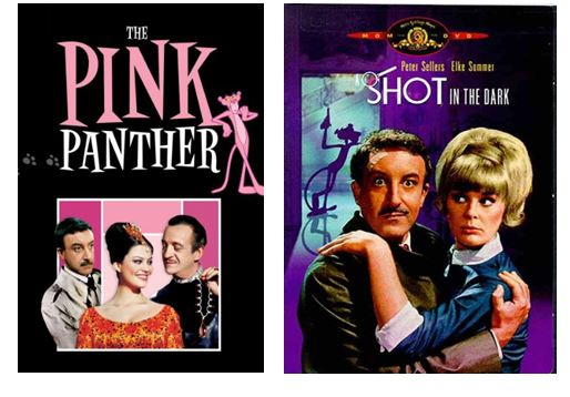 A similar decision was made in the original Pink Panther film series.