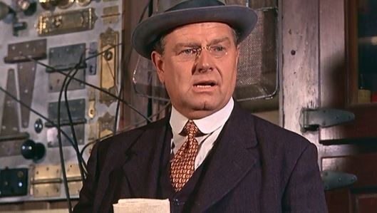 You may recognize him as Mayor Roy Stoner from The Andy Griffith Show.