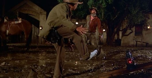 Just look at Don Knotts with one foot out of his shoe! Aren't you laughing already?