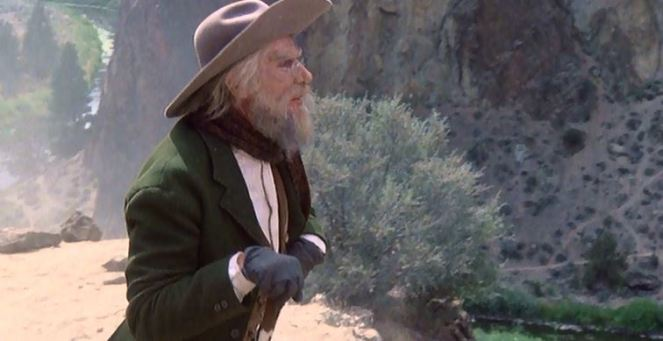 You'd never think this was Doc Terminus from Pete's Dragon!