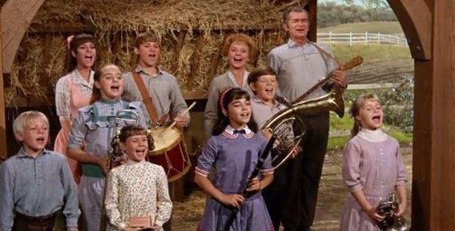 If the Bowers can have a band, surely the Duggars can have have an orchestra!