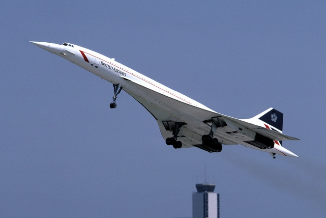 Concorde: Uniting People Since 1976!