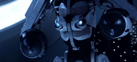 Tell me that this robot doesn't look real!