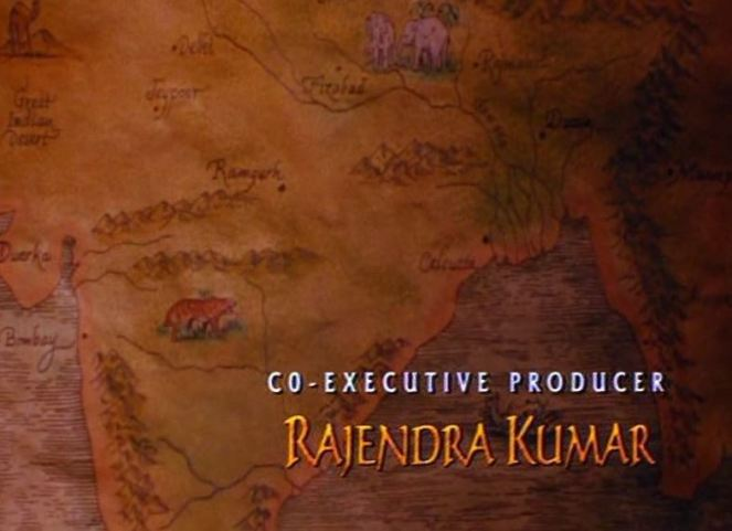 If you're a fan of classic Bollywood films, then this is an interesting piece of trivia to note as Rajendra Kumar was a big Indian film star in the 1960s. How did he get involved with this film? Well, he's the father-in-law of the film's producer, Raju Patel. If you're not into classic Bollywood films, then please ignore this.